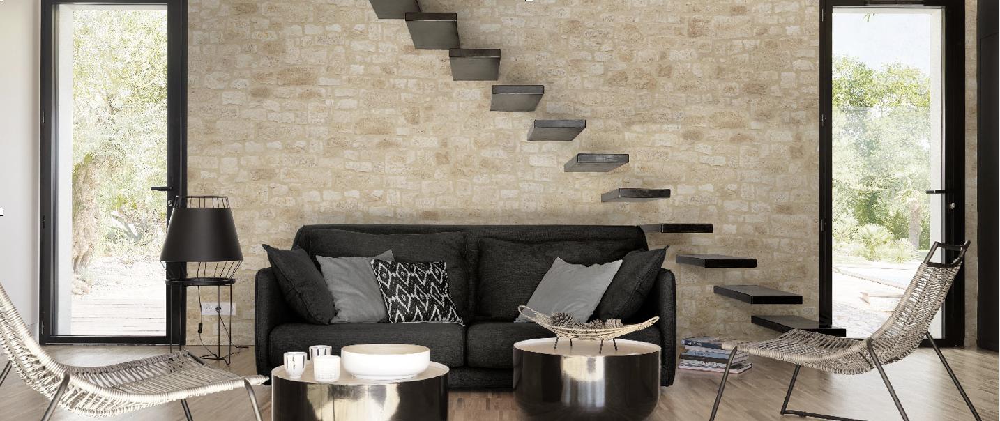 Découvrez les pierres de parement ORSOL pour habiller vos murs