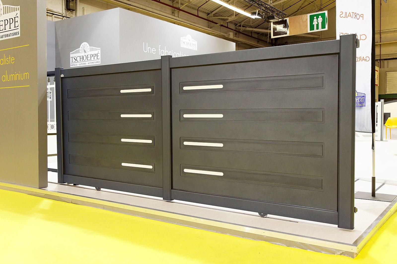 Read more about the article Portail en aluminium : comment les choisir correctement ?